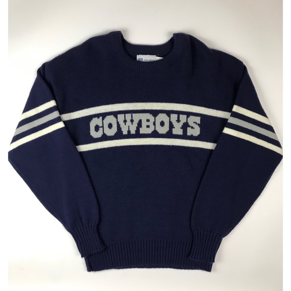 new style 45dc4 c3f20 VTG Cliff Engle NFL Dallas Cowboys Sweater